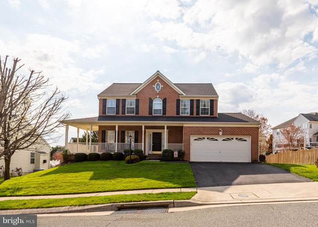 9 Silver Gate Court, PERRY HALL, MD 21128 (#MDBC524954) :: SP Home Team