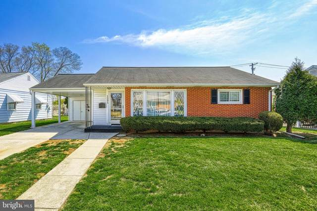 1295 Strafford Road, CAMP HILL, PA 17011 (#PACB133670) :: Iron Valley Real Estate
