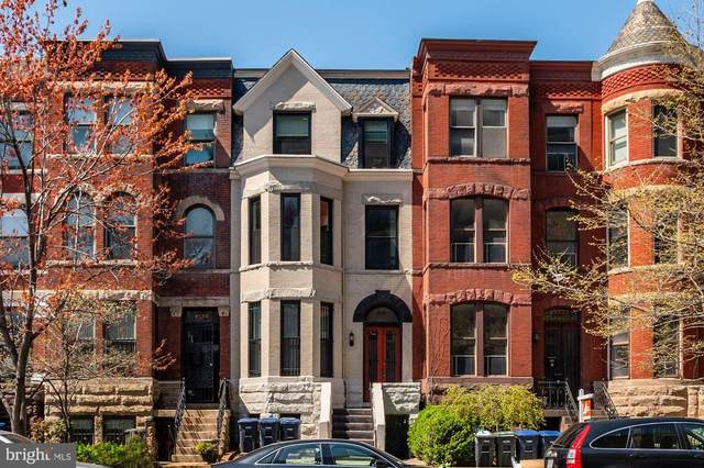 2004 15TH Street NW, WASHINGTON, DC 20009 (#DCDC516020) :: Berkshire Hathaway HomeServices McNelis Group Properties