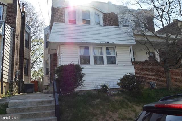 112 Cherry Street, COLLINGDALE, PA 19023 (#PADE543072) :: Linda Dale Real Estate Experts