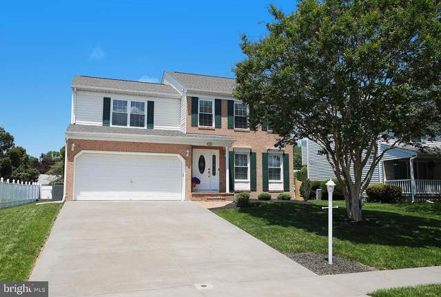 1512 Fountain Glen Drive, BEL AIR, MD 21015 (#MDHR258518) :: The Riffle Group of Keller Williams Select Realtors
