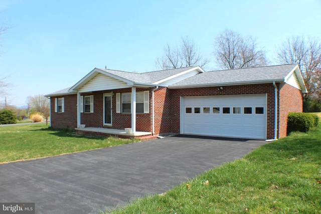 311 Mountain View Drive, MOOREFIELD, WV 26836 (#WVHD106784) :: Network Realty Group