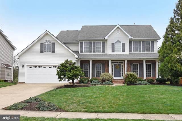 105 Dover Drive, WINCHESTER, VA 22602 (#VAFV163376) :: Keller Williams Realty Centre