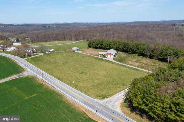Lot 2 Yellow Church Road, SEVEN VALLEYS, PA 17360 (#PAYK156032) :: The Jim Powers Team