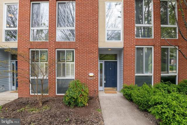 1007 Covington Street, BALTIMORE, MD 21230 (#MDBA546262) :: Berkshire Hathaway HomeServices McNelis Group Properties