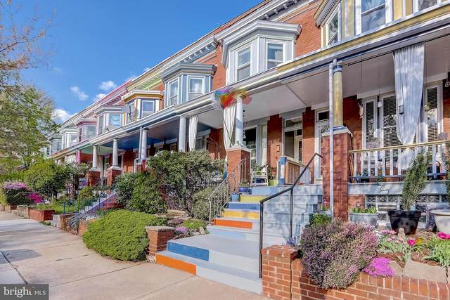 3231 Abell Avenue, BALTIMORE, MD 21218 (#MDBA546270) :: Bob Lucido Team of Keller Williams Lucido Agency