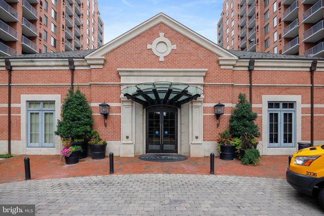11710 Old Georgetown Road 404 EAST, NORTH BETHESDA, MD 20852 (#MDMC752232) :: Dart Homes