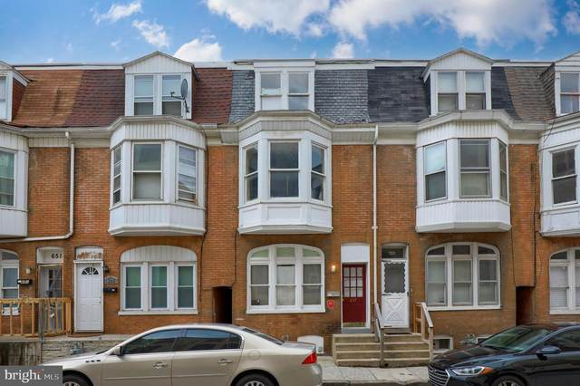 647 SW Lincoln Street, YORK, PA 17401 (#PAYK156042) :: Iron Valley Real Estate
