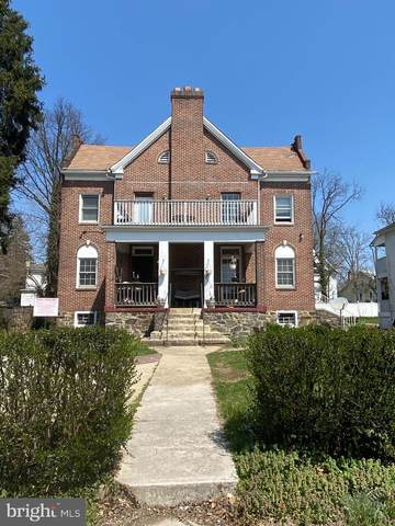 4012 Liberty Heights Avenue, BALTIMORE, MD 21207 (#MDBA546276) :: The MD Home Team