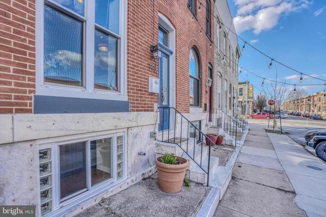 148 N Luzerne Avenue, BALTIMORE, MD 21224 (#MDBA546278) :: The Riffle Group of Keller Williams Select Realtors