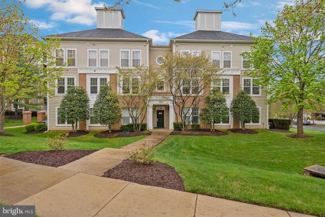 110 Watkins Pond Boulevard 1-203, ROCKVILLE, MD 20850 (#MDMC752238) :: AJ Team Realty