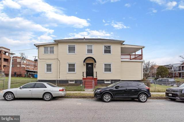 3316 W Forest Park Avenue, BALTIMORE, MD 21216 (#MDBA546282) :: Colgan Real Estate