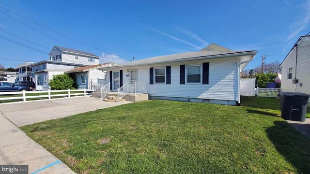 308 Sunset Drive, OCEAN CITY, MD 21842 (#MDWO121544) :: CoastLine Realty