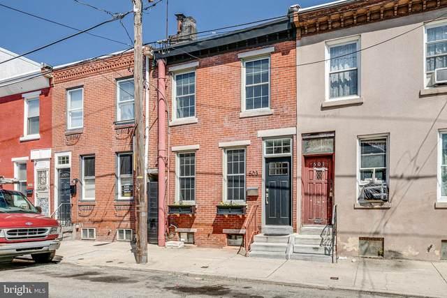 503 Cross Street, PHILADELPHIA, PA 19147 (#PAPH1004740) :: Bob Lucido Team of Keller Williams Lucido Agency