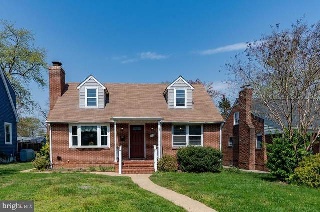 110 W 11TH Avenue, BALTIMORE, MD 21225 (#MDAA464452) :: Network Realty Group