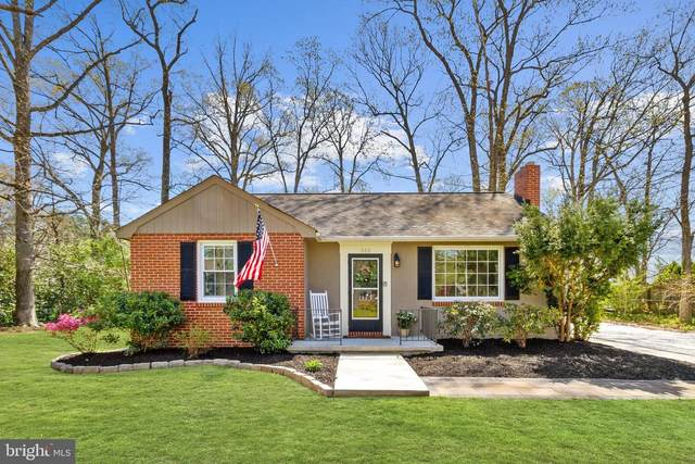 962 Oakdale Circle, MILLERSVILLE, MD 21108 (#MDAA464454) :: Keller Williams Flagship of Maryland