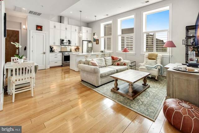 819 D Street NE #21, WASHINGTON, DC 20002 (#DCDC516070) :: City Smart Living