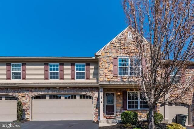 307 Weatherstone Drive, NEW CUMBERLAND, PA 17070 (#PAYK156054) :: Iron Valley Real Estate