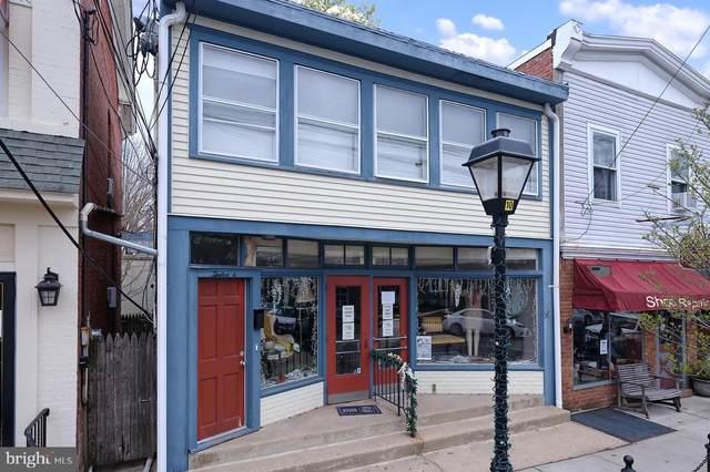 12 N Main Street, PENNINGTON, NJ 08534 (#NJME310514) :: Keller Williams Realty - Matt Fetick Team