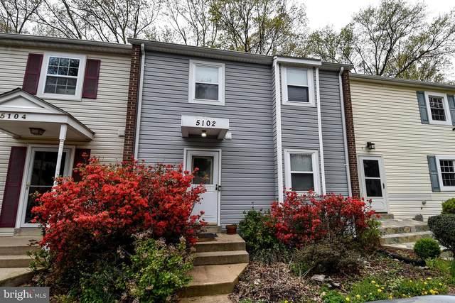 5102 Harford Lane, BURKE, VA 22015 (#VAFX1192202) :: A Magnolia Home Team