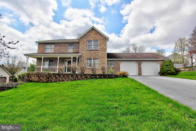 3220 Willow Lane, HARRISBURG, PA 17110 (#PADA132034) :: ExecuHome Realty