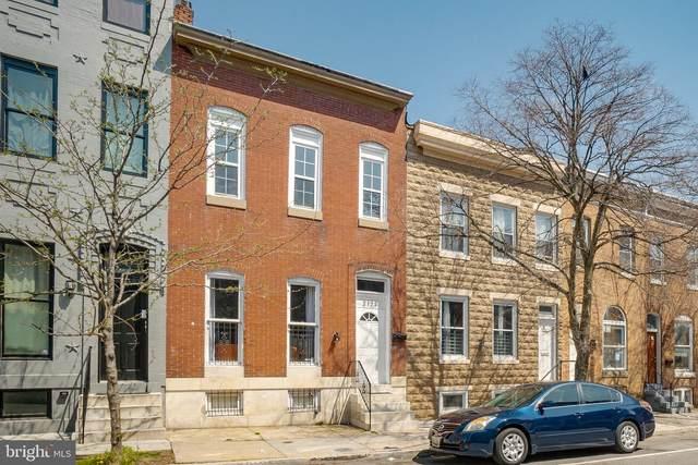 2123 Mcculloh Street, BALTIMORE, MD 21217 (#MDBA546324) :: Colgan Real Estate