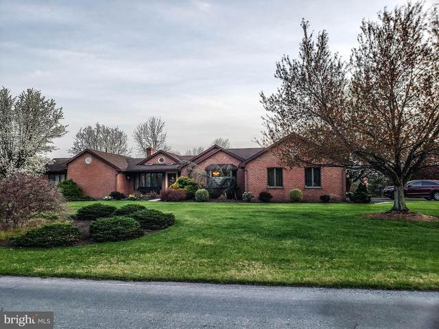 456 Lindman Drive, CHAMBERSBURG, PA 17202 (#PAFL179096) :: Arlington Realty, Inc.
