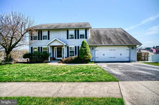 2433 Rolling Hills Drive, MECHANICSBURG, PA 17055 (#PACB133696) :: Realty ONE Group Unlimited