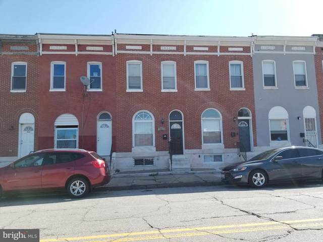 929 N Patterson Park Avenue, BALTIMORE, MD 21205 (#MDBA546334) :: Lucido Agency of Keller Williams