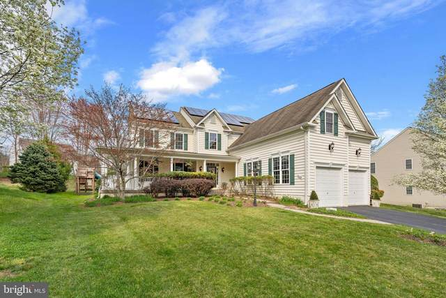 9009 Barn Hill Court, ELLICOTT CITY, MD 21042 (#MDHW292790) :: RE/MAX Advantage Realty