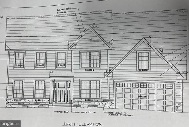 Lot 45 Divinity Drive, GREENCASTLE, PA 17225 (#PAFL179100) :: Dart Homes