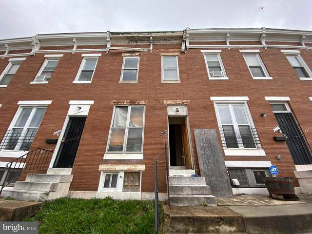 2408 Lauretta Avenue, BALTIMORE, MD 21223 (#MDBA546342) :: Lucido Agency of Keller Williams