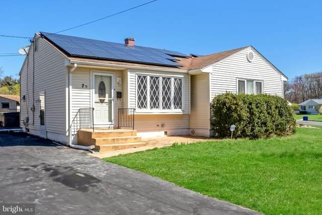 29 Hardwick Drive, TRENTON, NJ 08638 (MLS #NJME310520) :: Kiliszek Real Estate Experts