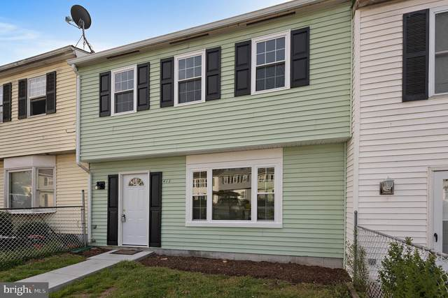 413 Patuxent Court, LA PLATA, MD 20646 (#MDCH223504) :: Realty One Group Performance