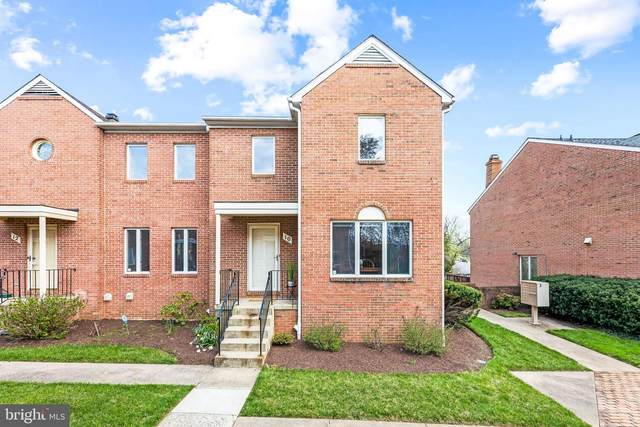 10 Rockcrest Circle, ROCKVILLE, MD 20851 (#MDMC752288) :: AJ Team Realty
