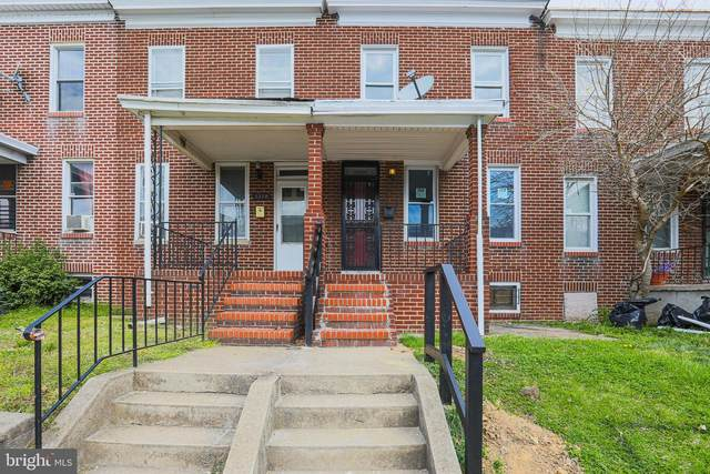 3334 Ravenwood Avenue, BALTIMORE, MD 21213 (#MDBA546382) :: Advance Realty Bel Air, Inc