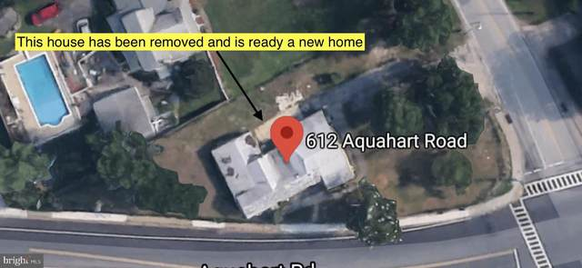 612 Aquahart Road, GLEN BURNIE, MD 21061 (#MDAA464480) :: ExecuHome Realty