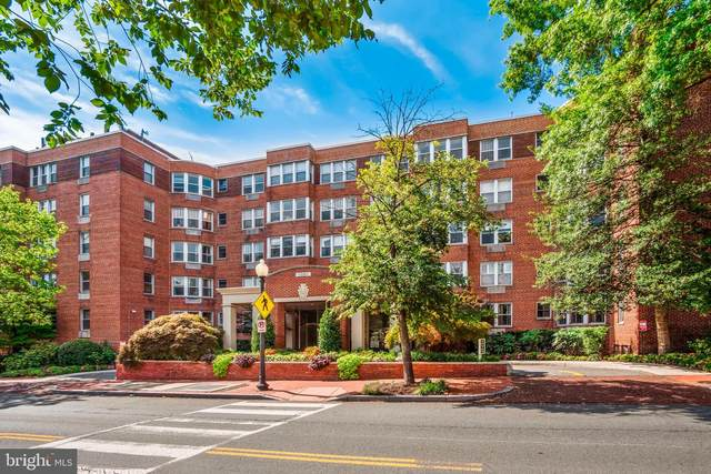 2500 Q Street NW #206, WASHINGTON, DC 20007 (#DCDC516116) :: AJ Team Realty