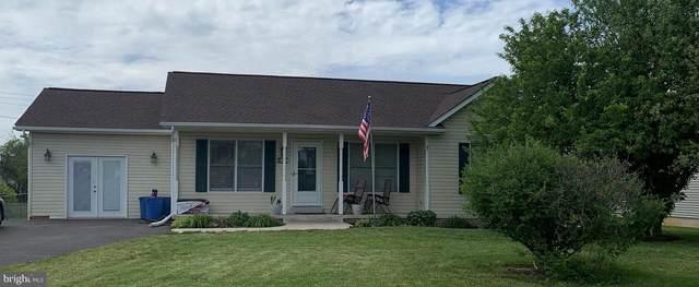 61 Mimosa Drive, MARTINSBURG, WV 25404 (#WVBE185020) :: Dart Homes