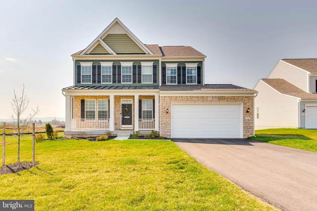 92 Wintergreen Way, CHARLES TOWN, WV 25414 (#WVJF142052) :: Network Realty Group