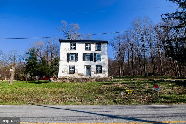 1490-1480 NW Creek Road, GLENMOORE, PA 19343 (#PACT533316) :: Mortensen Team