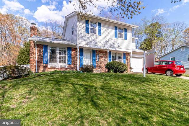 12903 Colby Drive, WOODBRIDGE, VA 22192 (#VAPW519252) :: RE/MAX Cornerstone Realty