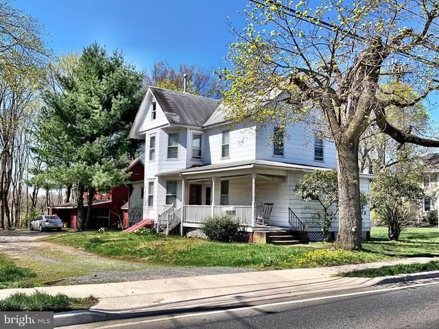 1 Main Street, ROBBINSVILLE, NJ 08691 (#NJME310540) :: Better Homes Realty Signature Properties