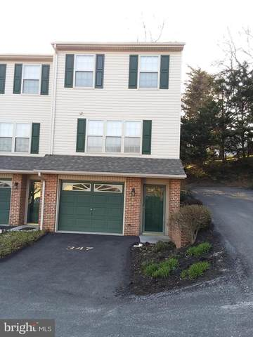 347 Country Club Road #24, RED LION, PA 17356 (#PAYK156074) :: The Jim Powers Team