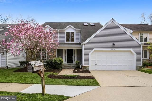 2706 Abilene Drive, CHEVY CHASE, MD 20815 (#MDMC752304) :: City Smart Living