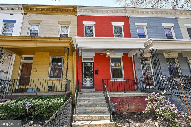 26 14TH Street NE, WASHINGTON, DC 20002 (#DCDC516124) :: City Smart Living