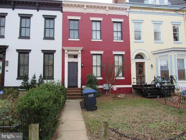1440 S Street NW, WASHINGTON, DC 20009 (#DCDC516136) :: ExecuHome Realty