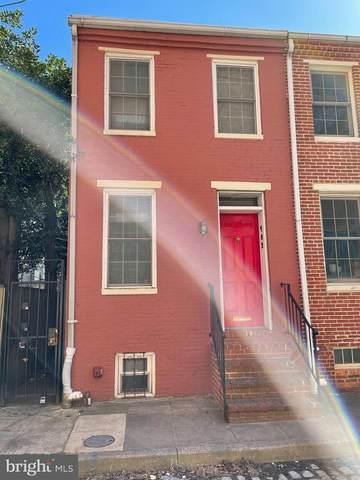 703 Dover Street, BALTIMORE, MD 21230 (#MDBA546402) :: RE/MAX Advantage Realty
