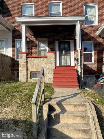 518 Chateau Avenue, BALTIMORE, MD 21212 (#MDBA546404) :: Advance Realty Bel Air, Inc