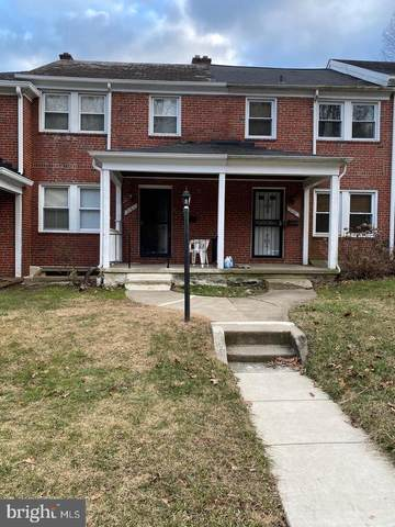 5165 Frederick Avenue, BALTIMORE, MD 21229 (#MDBA546408) :: Advance Realty Bel Air, Inc